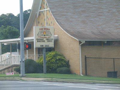 Es ven una església